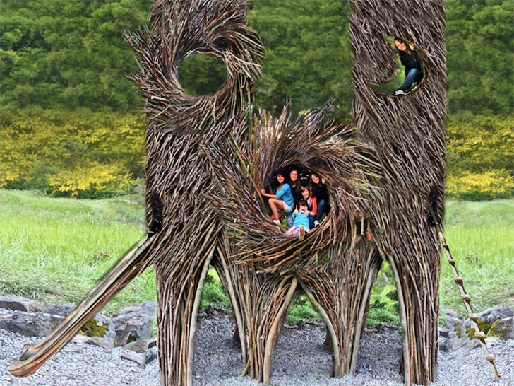 Hnízda pro 20 a více osob