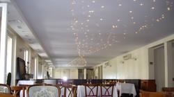 Plafond tendu restaurant