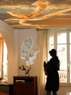 Plafond imprimé HD