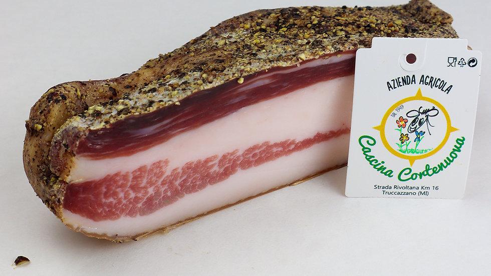 Pancetta affumicata Sudtirol