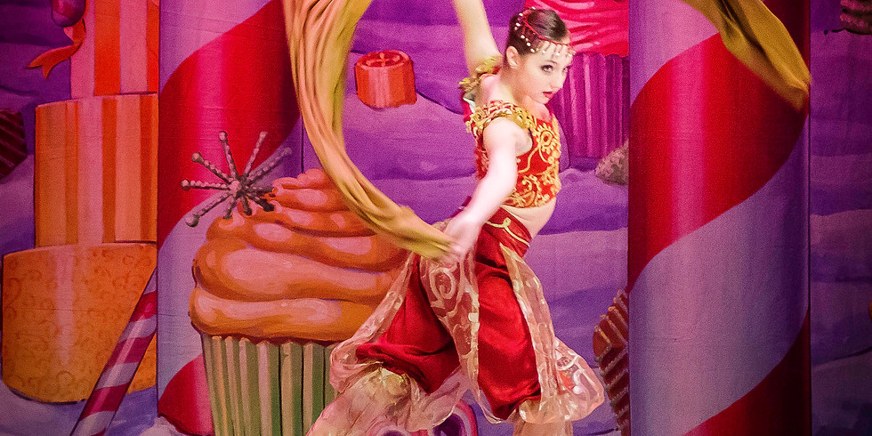 AUDITIONS: American Youth Ballet's The Nutcracker!!
