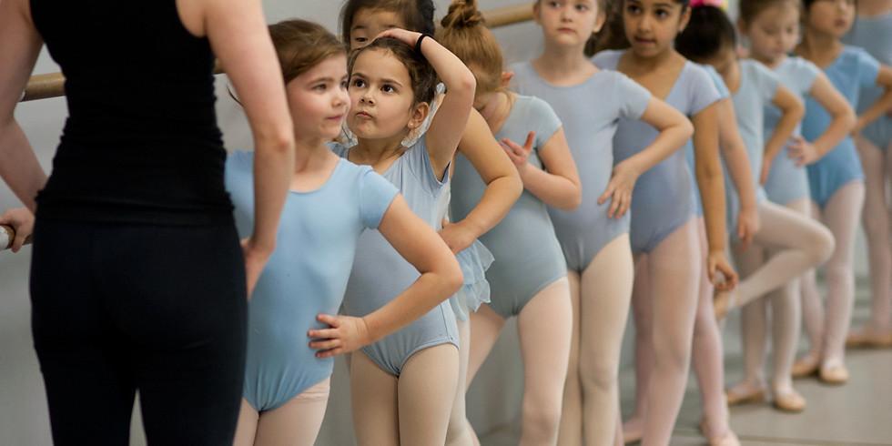 Ms. Sunshine Summer Faire FREE Ballet Classes!