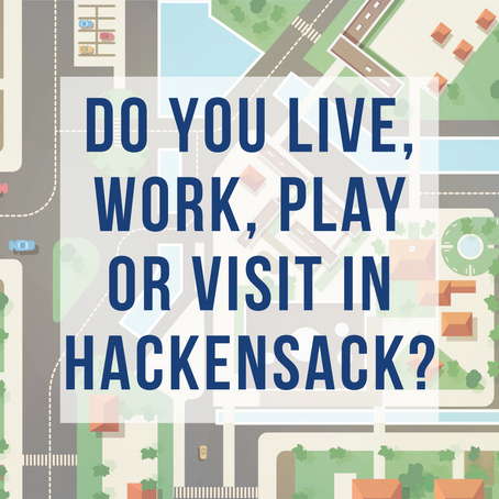 City of Hackensack Launches Community Survey for Comprehensive Plan Update