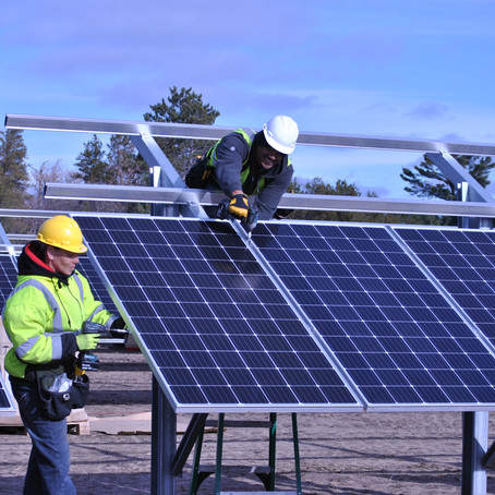 Major School Solar Project Slated for Completion with Six Solar Arrays Totaling 1.5 MW