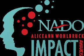 NADO Impact Award Graphic