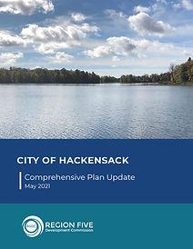 Cover Page - CityofHackensack_Comprehens