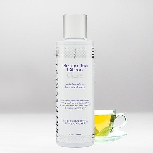 Green Tea Citrus Cleanser