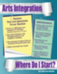 Arts Integration Flyer Summer 2020 Ready