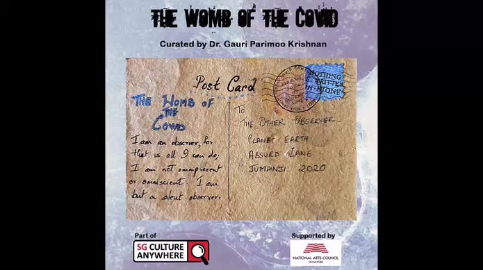 The Womb of the Covid by Joyotee