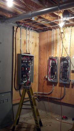 Twin 200 Amp Transfer Switch
