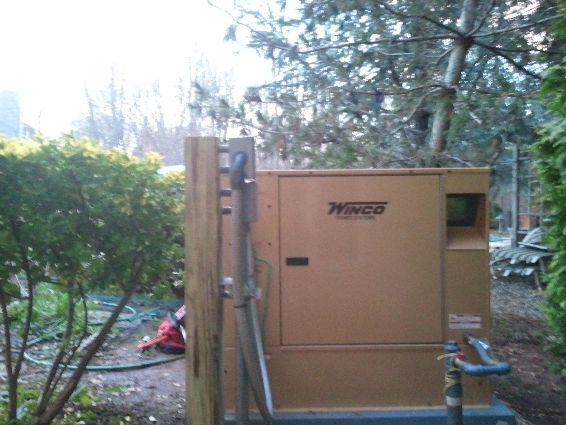 12 Kw Winco Generator