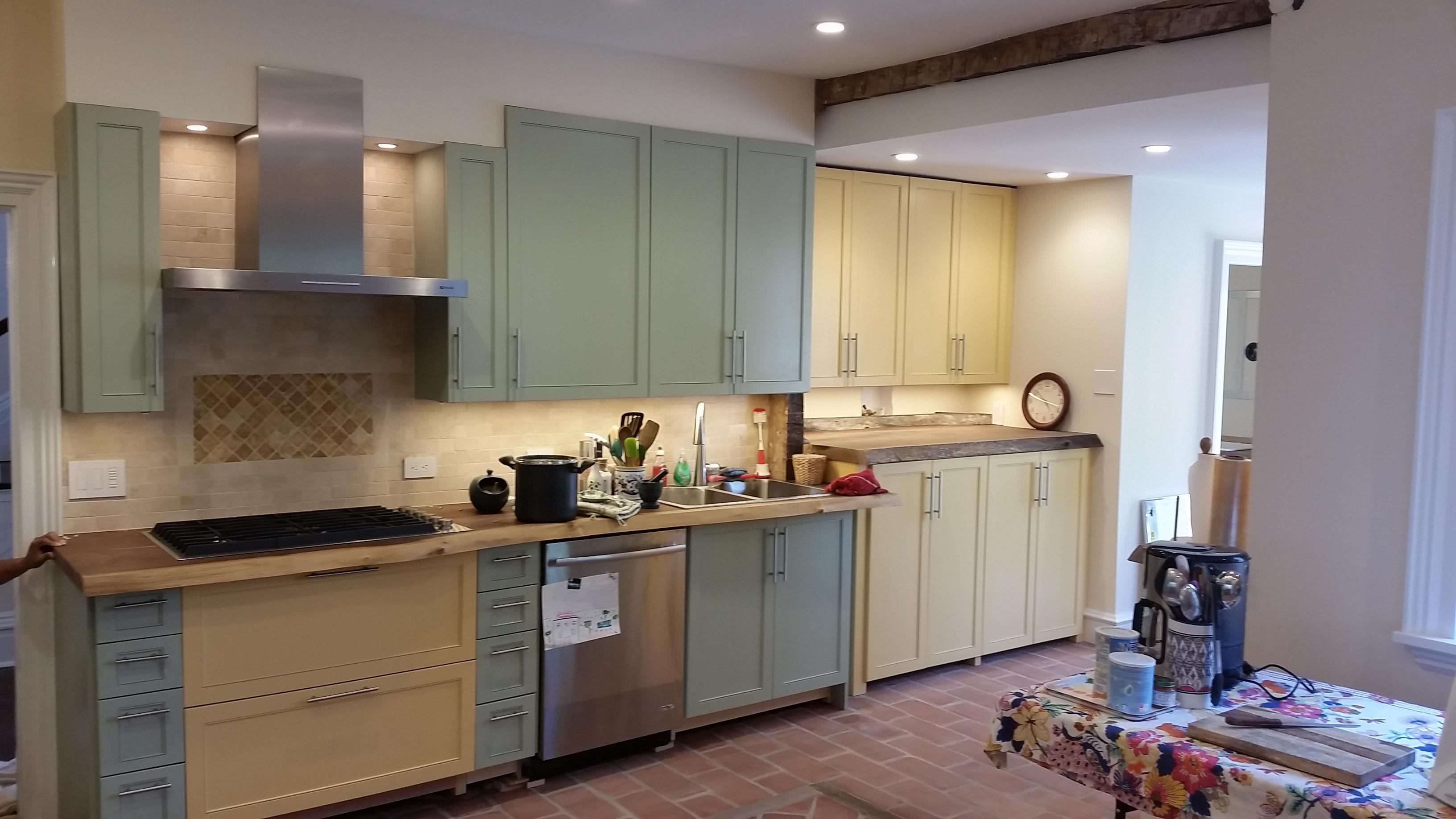 Custom Kitchen Lights