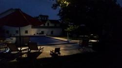 Dark Sky Compliant Deck Lighting