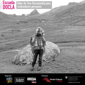 #EscuelaDOCLA recibe más de 70 postulaciones para su primera edición en Perú