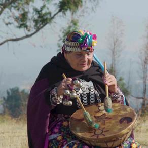 Antu Liwen, canto de resistencia participa de la muestra Cine+video Indigena