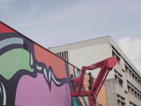 """""""En el muro"""" es seleccionado para participar en el mercado #ChileConecta"""