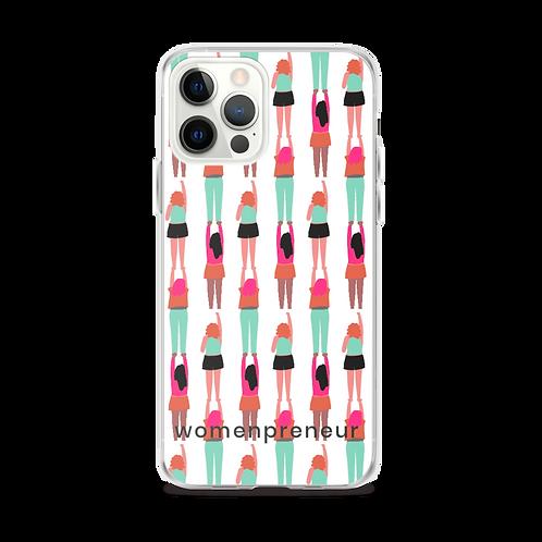 Womenpreneur iPhone Case