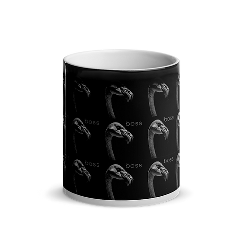 Flamingo Boss Mug