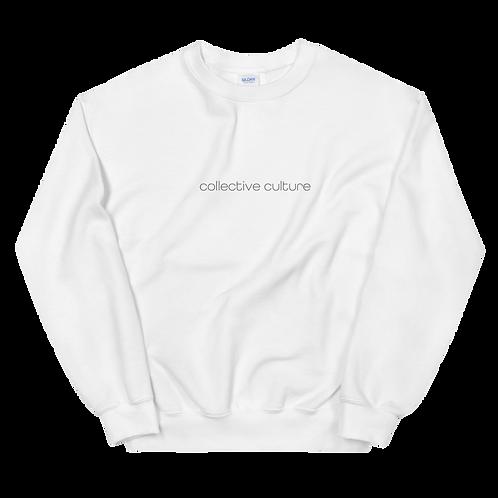 Collective Culture Unisex Crew Neck Sweatshirt