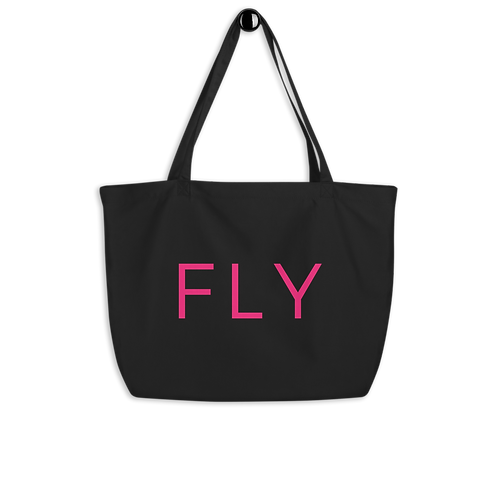 FLY Organic Tote Bag