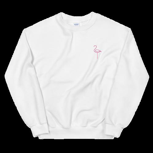 Flamingo Basics Unisex Sweatshirt