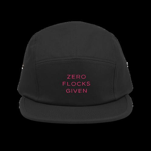 Zero Flock Given Cap
