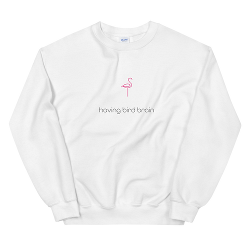 Bird Brain Sweatshirt