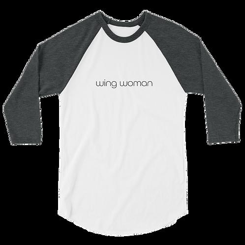 Wing Woman shirt