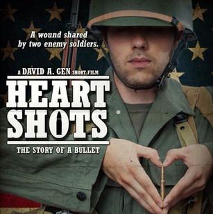 Heartshots Premiere, in Madrid
