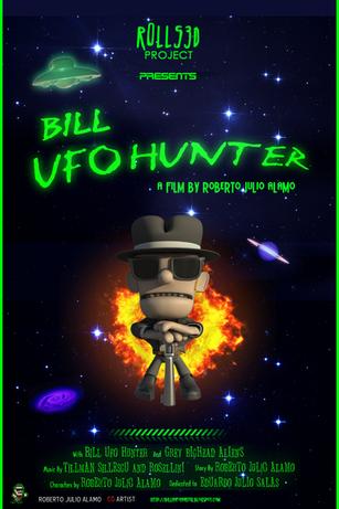 Bill UfoHunter - Internet World Premiere