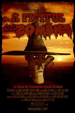 A Fistful of Zombies - Internet World Premiere