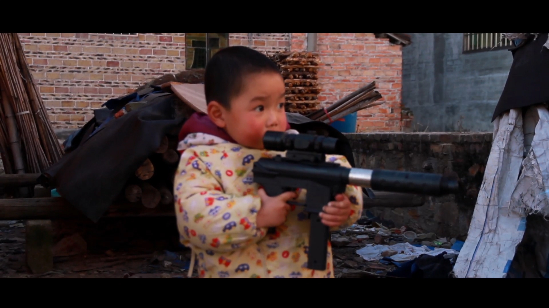 Baobei Wars