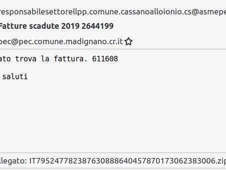 Campagna Ransomware FTCODE veicolata in Italia
