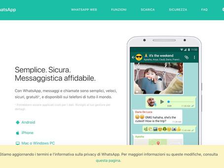WhatsApp, perché l'informativa privacy 2021 preoccupa Garante privacy, utenti ed esperti