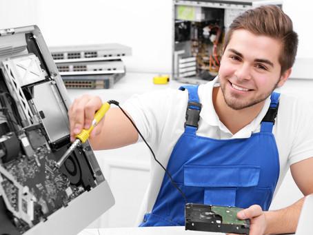 Выбираем компьютерную компанию для ремонта.