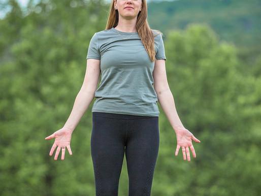 Yoga Basics:  Mountain Pose