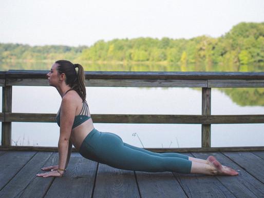 Yoga Basics:   Upward-Facing Dog