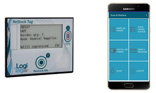 Smart Kanban - Kanban électronique RFID