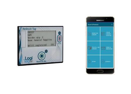 Smart Kanban - Kanban RFID pour dispositifs médicaux