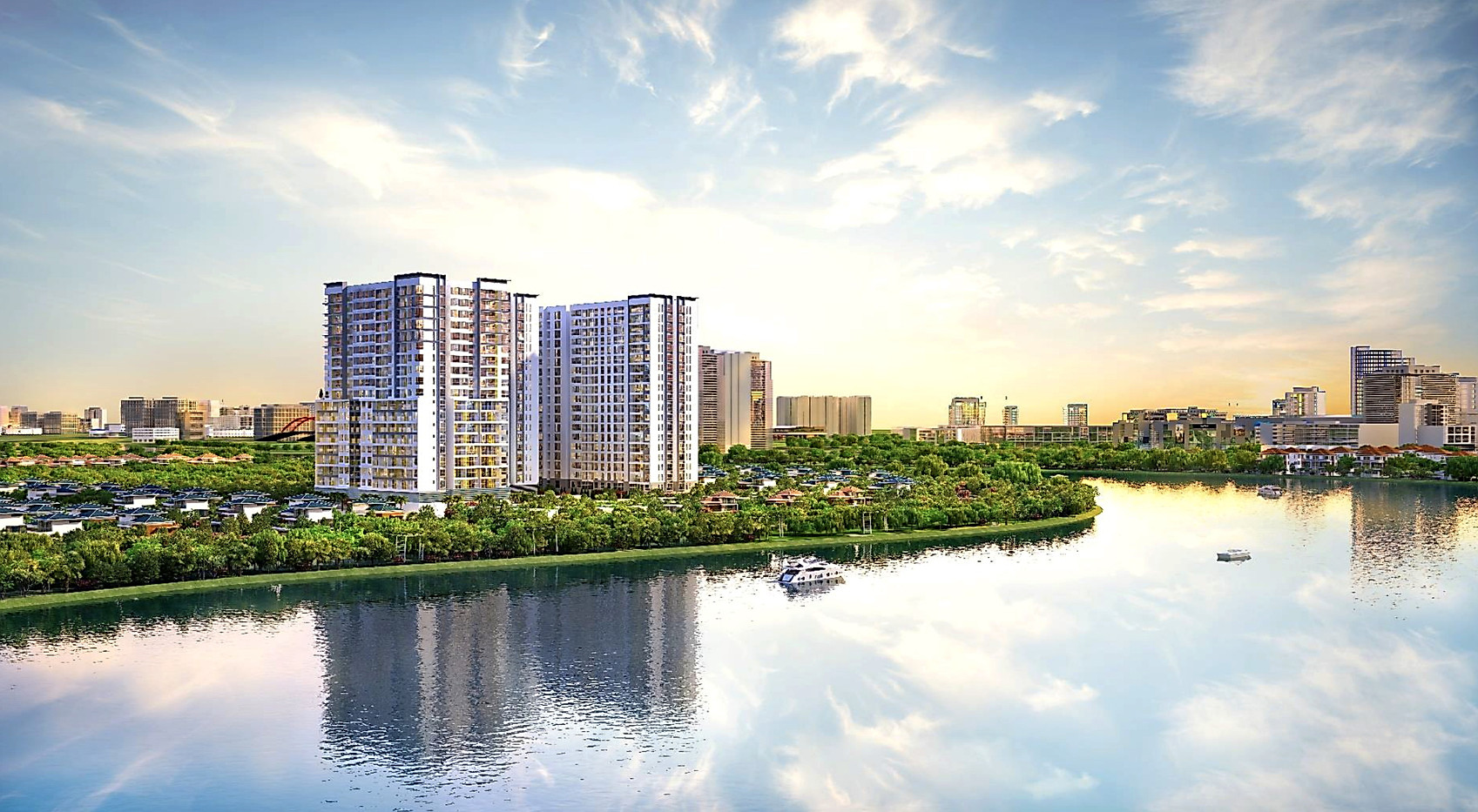 Nova Riverside Nha Be