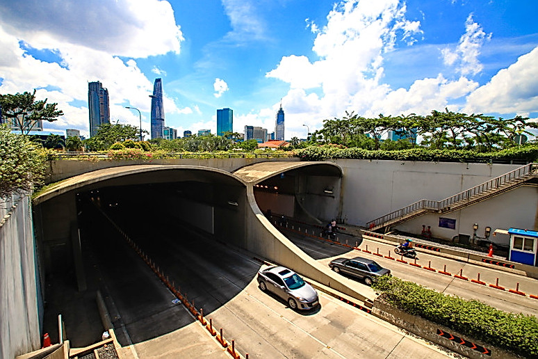 Thu Thiem Tunnel