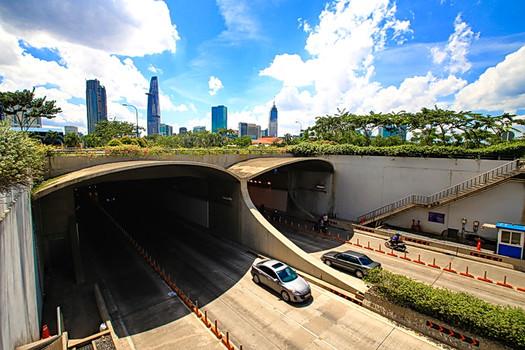 Thu Thiem Tunnel
