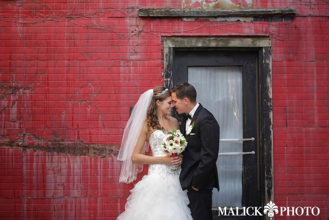 Jessica & Gordon's Wedding