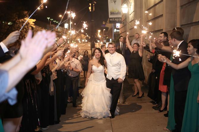 Monique & Jarrod's Wedding