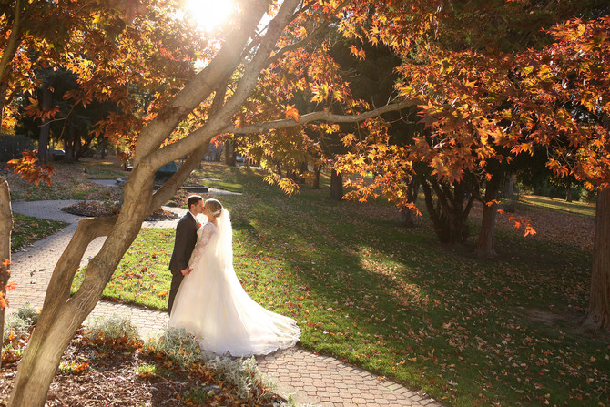 Regina & Patrick's Wedding