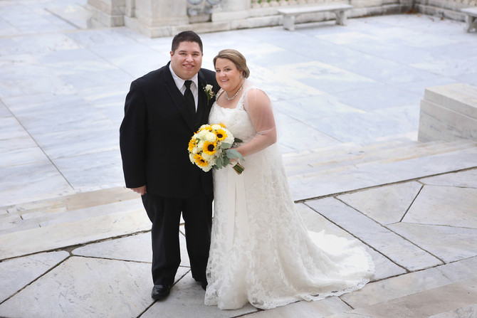 Kristin & Jonathan's Wedding