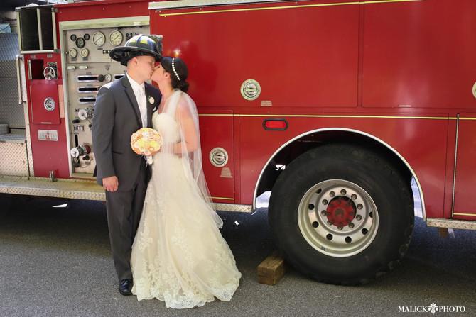Jillian & William's Wedding
