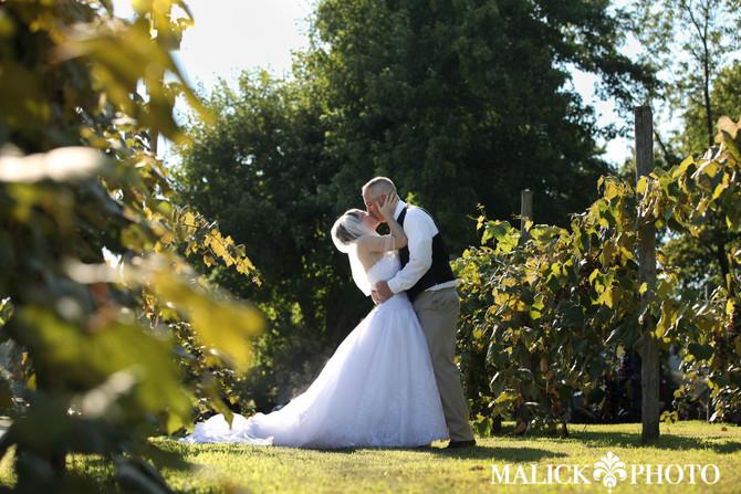 Cali & Rob's Wedding