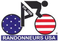 Randonneurs USA Logo