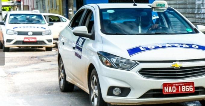 EFEITO COVID-19: entenda como motoristas de táxis lotação lidam com a pandemia